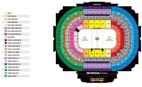 Anaheim Ducks Arena Seating Chart Tickets Anaheim Ducks Vs New York Rangers Anaheim Ca