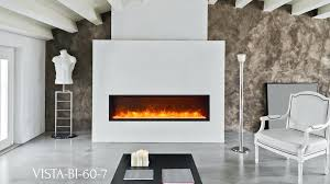 60 electric fireplace wall mount