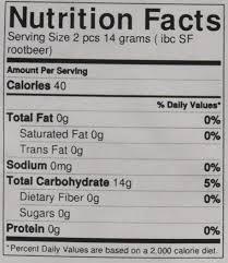 amazon primrose bag sugar free ibc root beer barrels 5 pound grocery gourmet food
