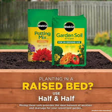 miracle gro garden soil all purpose for