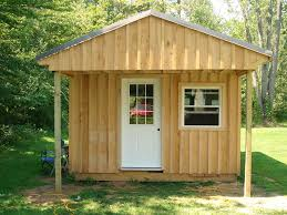 picture of finished cabin structure