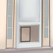 decorative dog doors. Captivating Dog Door In Sliding Glass Backyards Installing Decorative A Doggie Doors