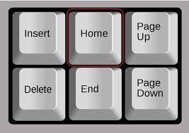 tietokoneen näppäimistön symbolit