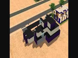 construction de maison original dans les sims 2