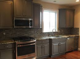 painted kitchen cabinets. Contemporary Painted Kitchen Cabinet Refinishing Painted Cabinets Inside C