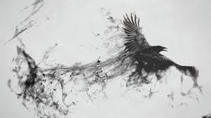 abstract wallpapers hd widescreen 1080p. Fine 1080p Preview Wallpaper Raven Bird Flying Smoke Black White In Abstract Wallpapers Hd Widescreen 1080p R