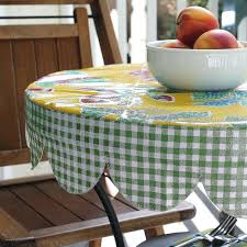 84 inch round tablecloth s x 120 fits what size table oval