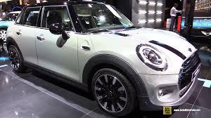 mini cooper 2015 interior. 2015 mini cooper 5door diesel exterior and interior walkaround 2014 paris auto show youtube