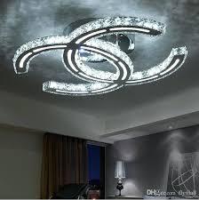 modern ceiling light fixtures best crystal modern led ceiling lights for living room bedroom crystal chandelier