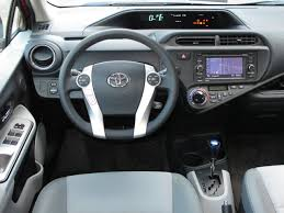 Toyota Prius c interior gallery. MoiBibiki #2