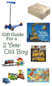 Christmas Gift Ideas for a Two Year Old Boy Guide 2 | What Megan\u0027s Making