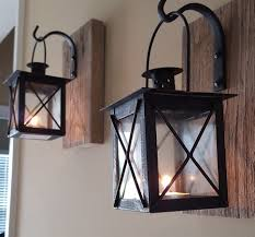 glamorous rustic lantern wallceces walls and living rooms candle canada large decorative wall sconces rustic wall sconces uk sconce candle holder for
