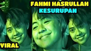 Fahmi nasrullah, nur annissa utami, d. Fahmi Nasrullah Biodata Fahmi Nasrullah Kesurupan Viral Ini Foto Dan Biodatanya Teknorizen Ahmad Fahmi Bin Mohamed Fadzil Jawi