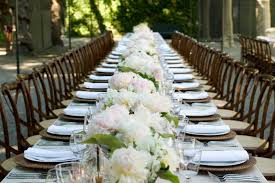 firstly try to imagine how you would like the tables set up in the room would you prefer round tables or long rectangular then draw a plan of the room
