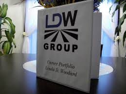 career portfolios workforce training for workforce professionals career portfolio binder sample