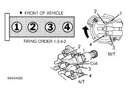 mazda distributor questions answers pictures fixya spark plug wire diagram position from distributor mazda 626