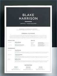 Resume Template Microsoft Word Free Free Creative Resume Template