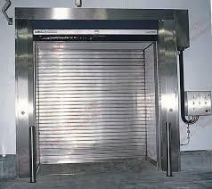 china stainless steel roller shutter garage door bhs sd01 china roller shutter roller shutter door