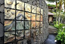 4 ideas for choosing art for outdoors studios ceramic wall art tile outdoor art rock art wallpaper on rock wall art ideas with 4 ideas for choosing art for outdoors studios ceramic wall art tile