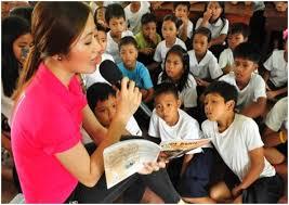 NCCA brings the art of storytelling to Rapu-Rapu schoolchildren ...