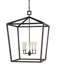 curry co lighting. Curry And Co Denison Lantern, Large Lighting