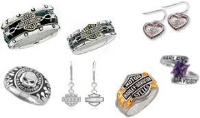 the harley davidson biker jewelry