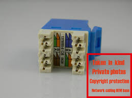 t568a wiring scheme images t568a t568b wiring scheme 25pcslot cat6 keystone jack rj45 common amp connector