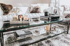 decorate your stylish coffee table