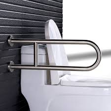 handicap bars for bathrooms toilets. handicap toilet u-shape grab bar with leg support - model no. 5899 this wall mounted hand rail features a for added stability and promotes safe bars bathrooms toilets