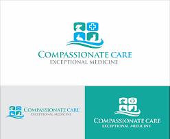 Compassionate Care By Design Elegant Serious Logo Design For Compassionate Care