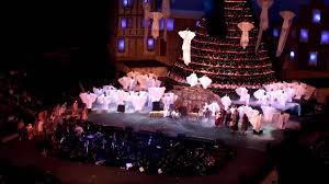 The Singing Tree How Did Megachurch Christmas Spectaculars Get So The Living Christmas Tree Knoxville Tn