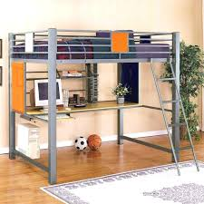 twin loft bed with desk and storage loft bed with desk and stairs um size of