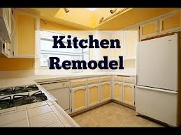 Budget For Kitchen Remodel How To Remodel Your Kitchen On A Budget Two Tone Cabinets Dream Kitchen Remodel