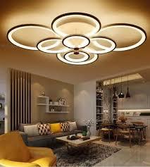 innovative living room ceiling lighting
