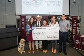 Strategic Philanthropy Class Transforms Lives of Those in Need—and of Mays  Students   Mays Impacts