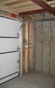 detail overhead door home building in vancouver garage door jamb weather stripping