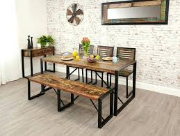 industrial kitchen table furniture. Industrial Round Dining Table Coffee Tables Chic Large Furniture Pertaining To Size X Kitchen R