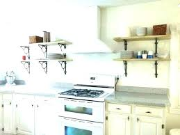kitchen shelf metal wall shelves stainless steel for storage unit