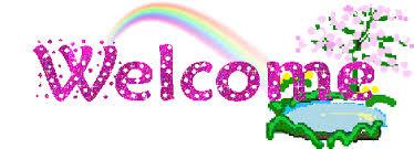 Animated Welcome Signs Random Girly Graphics