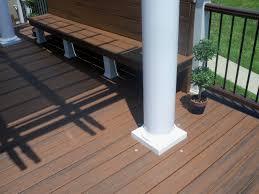 Flush Mount Deck Lights Solar Trex Bench Recessed Deck Lighting Uplighting Pergola Deck