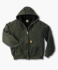 Regular Carhartt Quilted Flannel Lined Sandstone Active Jacket at ... & Regular Carhartt Quilted Flannel Lined Sandstone Active Jacket at Amazon  Men's Clothing store: Adamdwight.com