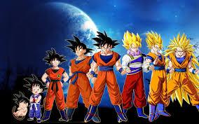 Cool Dragon Ball Z Wallpapers Group (79+)