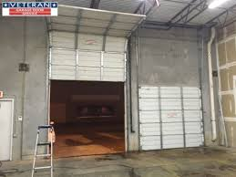 low clearance garage doorIs there a low headroom commercial garage door