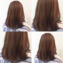 髪色がキレイに見える8レベルのピンクベージュ 赤みを活かしたツヤ感と