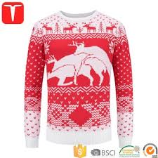 Men custom knit ugly christmas sweater Custom Knit Ugly Christmas Sweater - Buy