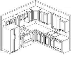 b72e434173354d9bf61efeb1762b1939 25 best ideas about 10x10 kitchen on pinterest small i shaped on how to cut template for microwave to fit recessed cabinets