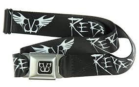 I also have bvb performing 'god bless you' from the same show as rebel yell, and many other videos including many my passion ones from their uk tours. Black Veil Brides Bvb Rebels Seatbelt Belt Buy Online In Guyana At Guyana Desertcart Com Productid 25506540