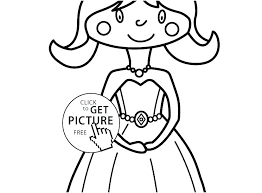 Cute Coloring Pages To Print Printable Cute Coloring Pages Color