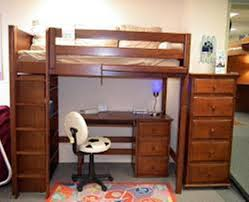 charleston storage loft bed with desk for teenagers