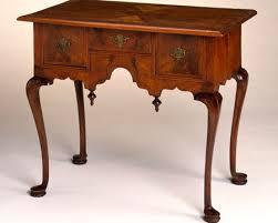 identify queen anne style antique furniture